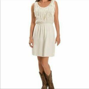 Ariat Fringe Neckline Dress / Music Festival Dress